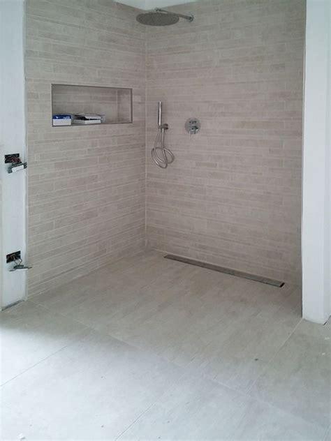 doccia pavimento doccia filo pavimento barocco costruzioni piacenza