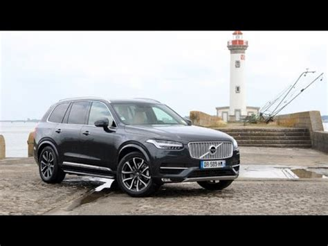 volvo xc90 2017 start up in depth review interior exterior