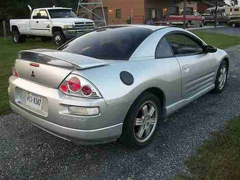 2001 mitsubishi eclipse gt transmission find used 2001 mitsubishi eclipse gt coupe 5 speed sunroof