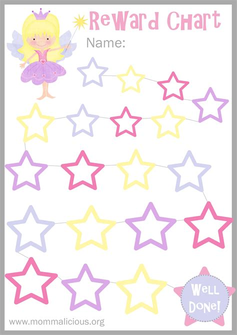 printable charts for toddlers reward charts are a great way to encourage good behavior