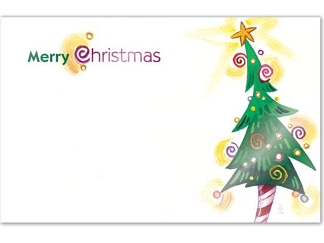 Christmas Gift Greeting Cards - gift cards