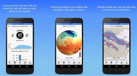 sky weather app for android 15 best weather apps and weather widgets for android android authority