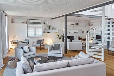 Idee Deco Salon Gris Et by Id 233 Es D 233 Co Salon Gris Et Blanc