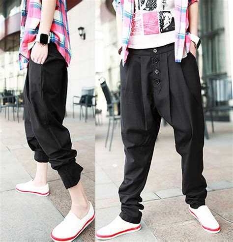 s 3xl 2017 new mens clothing non mainstream 27 44 2017 s clothing gd hair stylist fashion non mainstream personality trousers harem