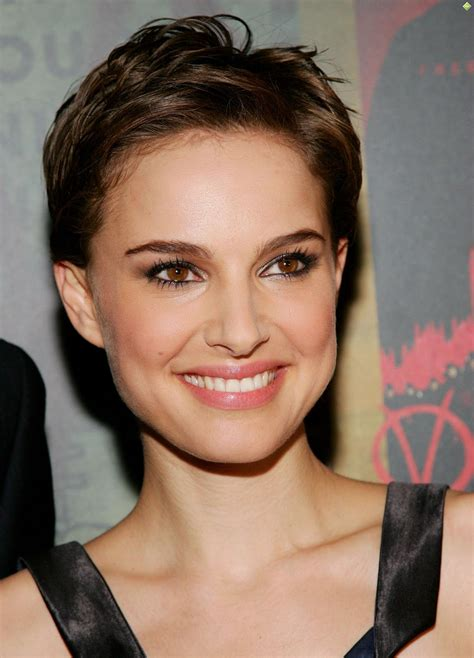 New For Natalie by Natalie Portman Natalie Portman Hair