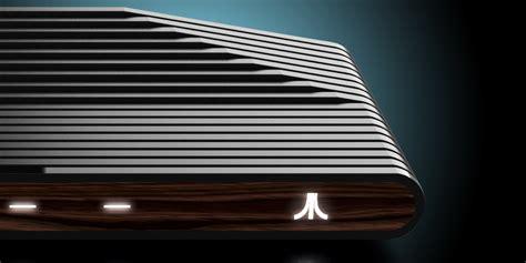 console atari a new atari console is on the way screen rant