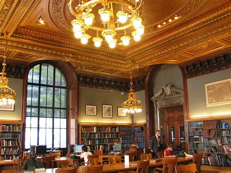 New York Library Interior by New York Architecture Images New York Library