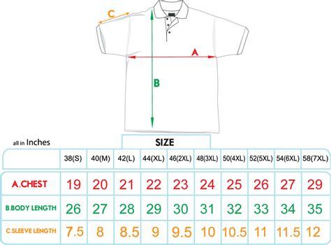 Kaos T Shirt Poloshirt Big Size Xxxl Converse 1 polo size images