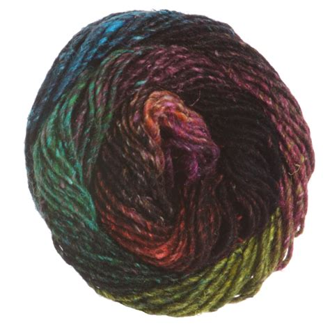 Backyard Yarn Noro Silk Garden Yarn 211 Turquoise Fuchsia At Jimmy