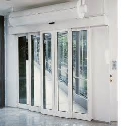 dorma tst r automatic telescopic sliding door with