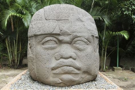 imagenes cabezas olmecas overview of mexico s ancient civilizations