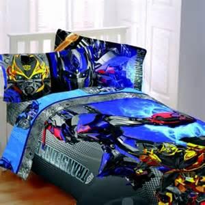 Transformer Bed Set Transformers 4 Machine Bedding For