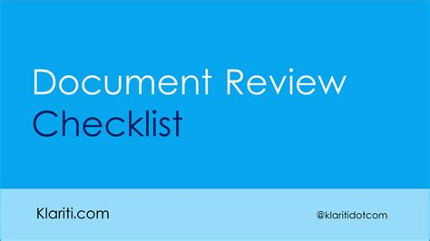 ways  peer review technical documents