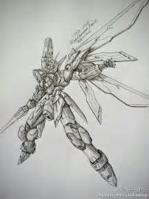 sketch book a3 高达素描