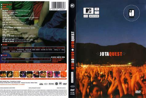 Dvd J mtv ao vivo jota quest capas de dvd capas para dvd