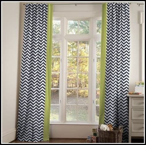 cream and navy curtains navy blue and cream chevron curtains curtains home