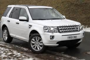 motor mania buzz spied 2013 land rover freelander lr2