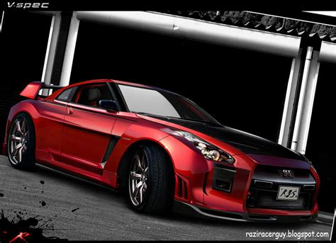 modified nissan skyline r35 modified gtr r35 sport cars