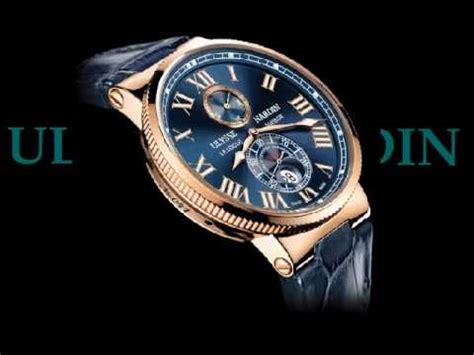 Harga Jam Tangan Merek Ulysse Nardin luxury watches at discount prices ulysse nardin