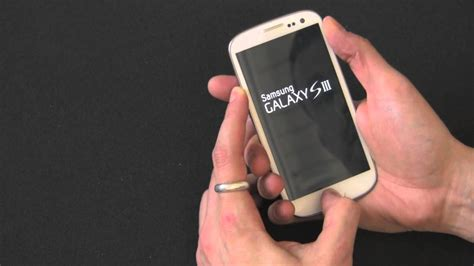 reset a samsung s3 how to factory reset data wipe your samsung galaxy s3