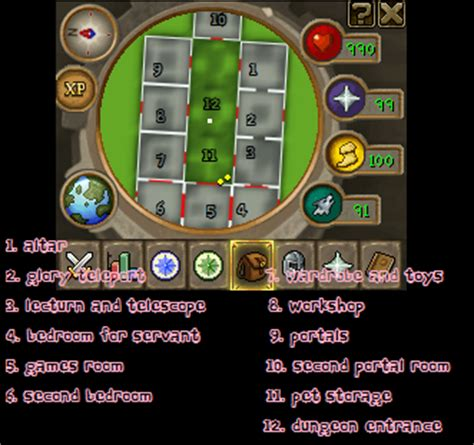 house layout osrs construction floor plan questions money making zybez