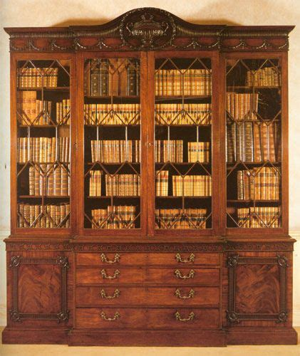antique bookcase bookcases and bespoke furniture on