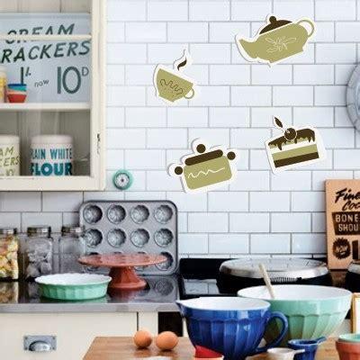 piastrelle decorative per cucina adesivi murali per le piastrelle della cucina stickers