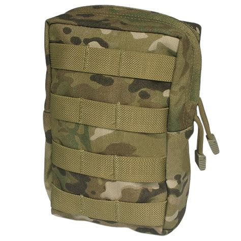 molle system accessories flyye vertical accessories pouch molle multicam
