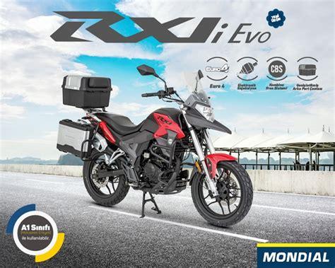 yeni rxi evo ile yolun izini suer motosikletclub
