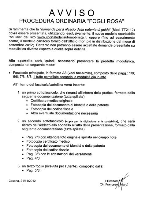 motorizzazione civile ufficio patenti motorizzazione