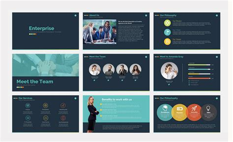 Powerpoint Presentation Templates by Presentation Template Creative Pet Land Info