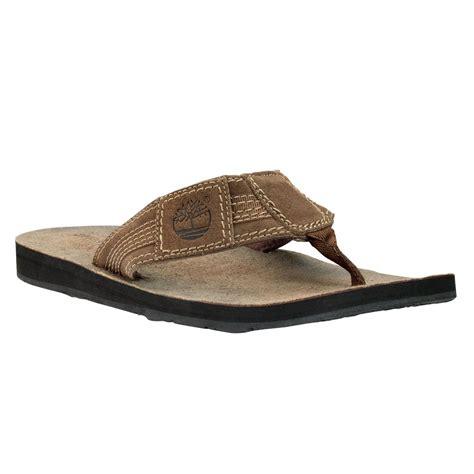timberland sandals mens timberland timberland mens brown 5616r a11 ek leather