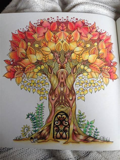 My Craft St7780 Colouring Book Enchanted Forest enchanted forest johanna basford book in stock buy now at mighty ape australia
