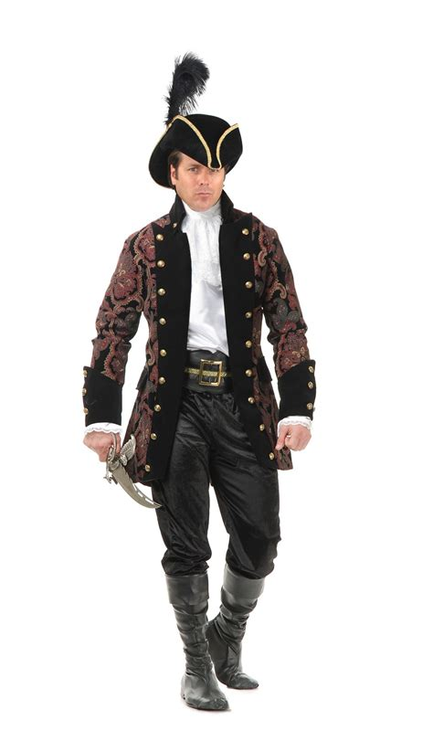 popular pirate style coat buy popular pirate style coat lots from royal pirate jacket rogue renaissance coat adult mens