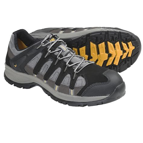 steel toe slippers caterpillar cat linchpin shoes steel toe for