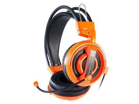 E Blue Cobra Gaming Headset Orange Ehs013og Murah e blue e blue ehs013og cobra headset オレンジ 製品詳細 パソコンshopアーク ark