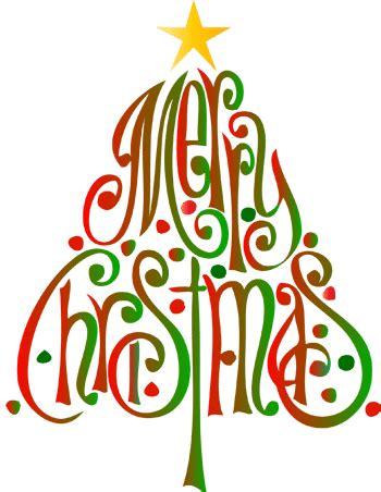 merry christmas clipart christmas tree