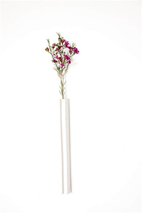Single Flower In Vase by Cado Ceramics And Flowers At Kitka Design Toronto
