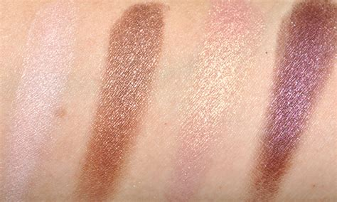 lancome color design eyeshadow swatches lancome touch color design eyeshadow review
