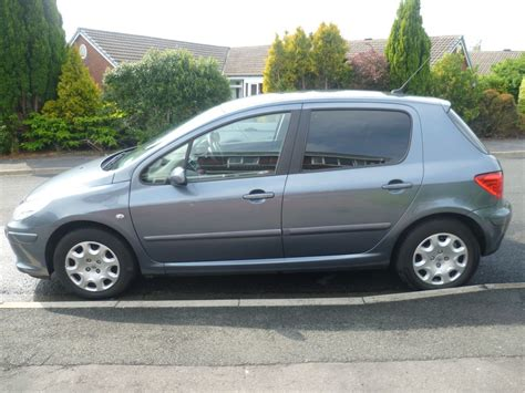 auto peugeot second hand used peugeot 307 cars second hand peugeot 307