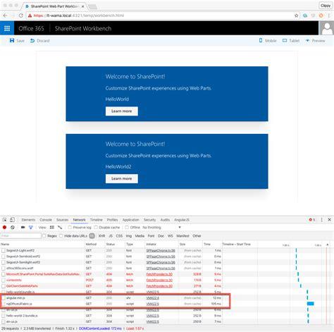 Bundling Request why bundling external frameworks in sharepoint framework client side web parts is a bad idea