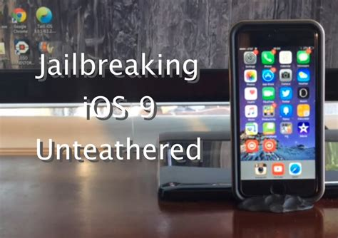 how to jailbreak ios 9 update iphone 6s 6s more