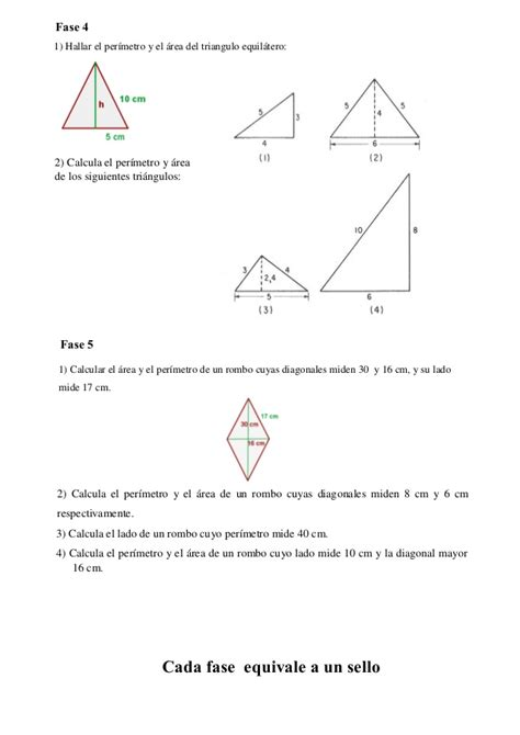 figuras geometricas hojas de trabajo hoja de trabajo segundo