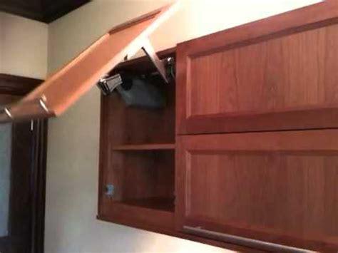 motorized cabinet door