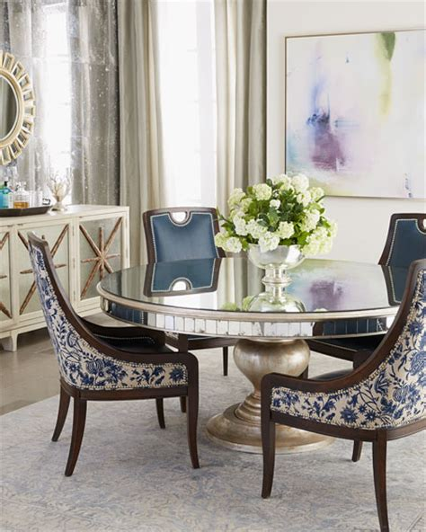 mirrored dining room tables horchow furniture sale must haves at up to 25 off