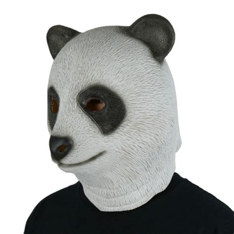 Masker Panda animal pug mask for pgm h150010 partygears