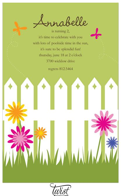 birthday garden invitation wording garden invitations theruntime