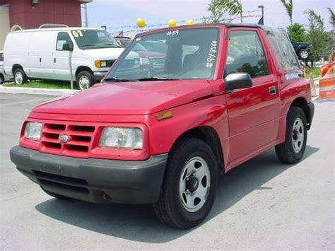 used 1996 geo tracker soft top for sale stock #500501a