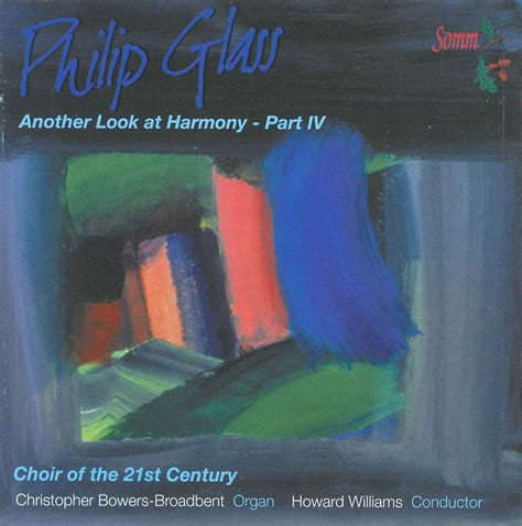 look the part another look at harmony philip glass