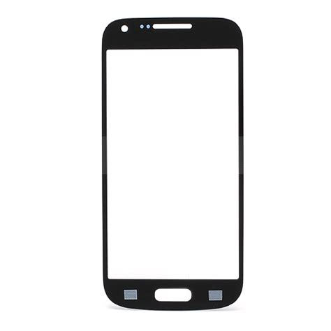 samsung galaxy s4 mini quality high quality front len screen glass with oca glue for